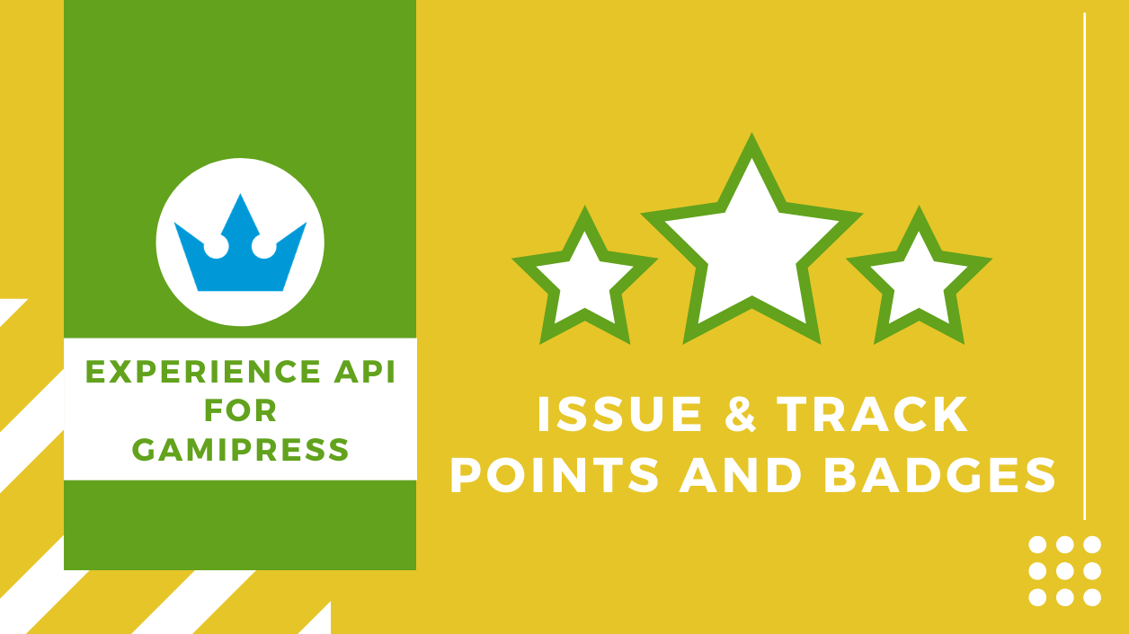 Experience API for GamiPress – Track Gamification Activities