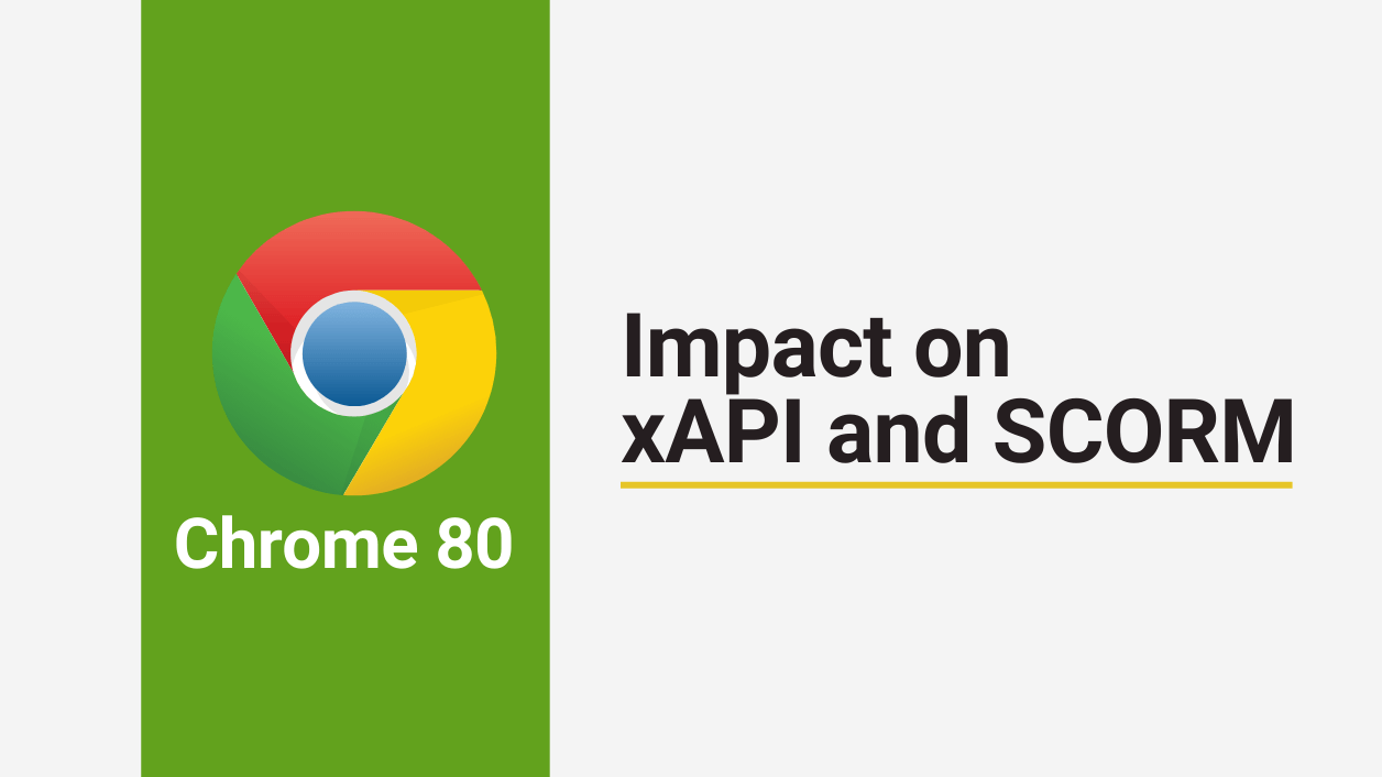 News – xAPI and SCORM completion will stop recording…