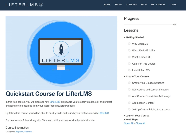 lifter lms plugin