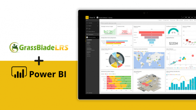 GrassBlade LRS and Power BI