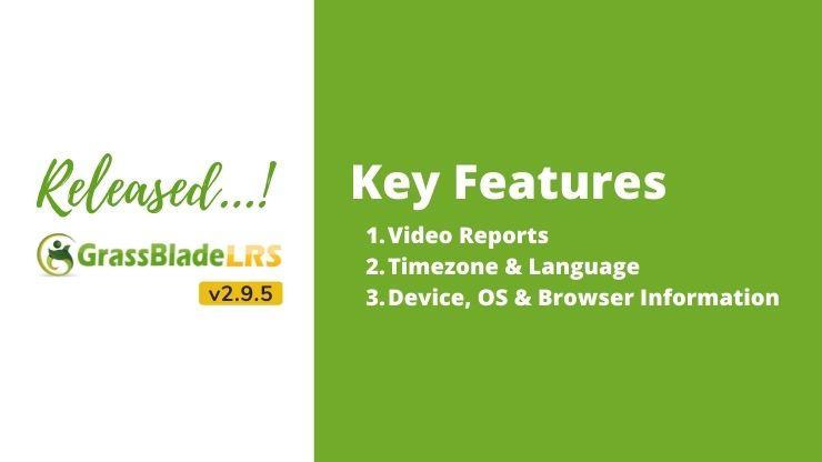 GrassBlade LRS v2.9.5  – What's New?