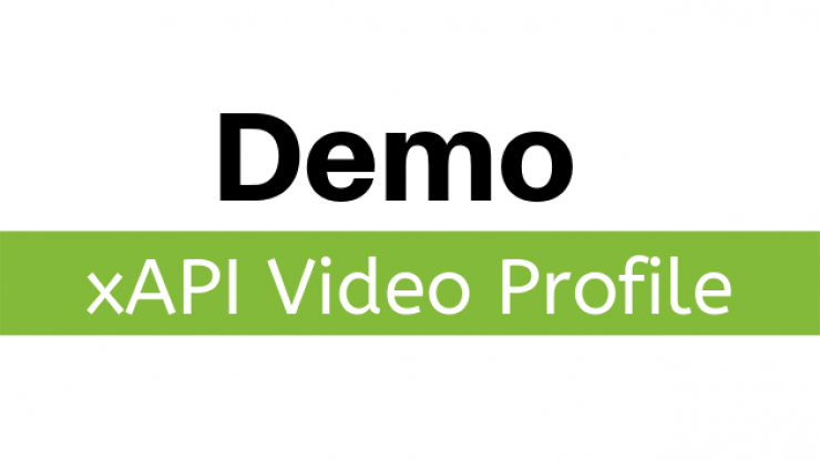 demo xapi video profile