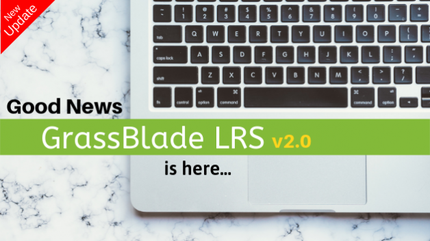GrassBlade LRS Updated to v2.0