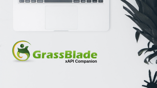 What is GrassBlade xAPI Companion and it's Features?