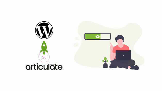 Upload Articulate Storyline 360 xAPI Content on WordPress