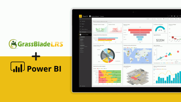 How to Connect GrassBlade LRS to Microsoft Power BI?