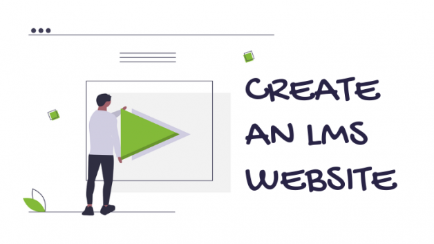 How to create an LMS website in WordPress?