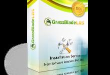 GrassBlade LRS Installation
